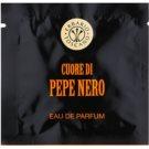 Erbario Toscano Black Pepper парфюмирани кърпички за мъже 7 бр.