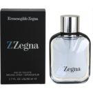 Ermenegildo Zegna Z Zegna Eau de Toilette pentru barbati 50 ml