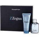 Ermenegildo Zegna Z Zegna darilni set III. toaletna voda 50 ml + gel za prhanje 100 ml