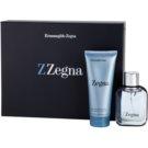 Ermenegildo Zegna Z Zegna set cadou III  Apa de Toaleta 50 ml + Gel de dus 100 ml