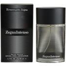 Ermenegildo Zegna Intenso Eau de Toilette para homens 50 ml
