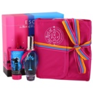 Escada Island Kiss 2011 dárková sada I. toaletní voda 50 ml + tělové mléko 50 ml + kosmetická taška