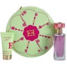 Escada Joyful set cadou III Eau de Parfum 75 ml + Lotiune de corp 50 ml + geanta cosmetice