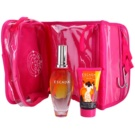 Escada Rockin Rio 2011 Gift Set Eau De Toilette 50 ml + Body Milk 50 ml + Cosmetic Bag