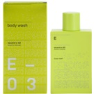 Escentric Molecules Escentric 03 gel de dus unisex 200 ml