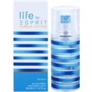 Esprit Life By Esprit Summer Edition Man 2016 Eau de Toilette para homens 30 ml