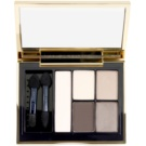 Estée Lauder Pure Color Envy paleta očních stínů odstín 02 Ivory Power (Sculpting EyeShadow 5-Color Palette) 14,4 g