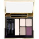 Estée Lauder Pure Color Envy paleta očních stínů odstín 06 Currant Desire (Sculpting EyeShadow 5-Color Palette) 14,4 g
