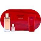 Estée Lauder Modern Muse Le Rouge Gift Set I.  Eau De Parfum 50 ml + Glittering Body Lotion 75 ml + Eau De Parfum 4 ml