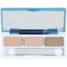 Estée Lauder New Dimension paleta para contorno de olhos com pincel (Shape + Sculpt Eye Kit) 2,9 g