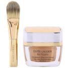 Estée Lauder Re-Nutriv Ultra Radiance kremni tekoči puder z učinkom liftinga SPF 15 odtenek 4W1 Honey Bronze 30 ml