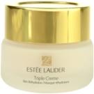 Estée Lauder Triple Creme máscara hidratante e nutritiva para todos os tipos de pele  50 ml