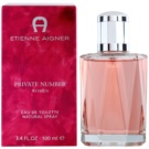 Etienne Aigner Private Number Eau de Toilette für Damen 100 ml