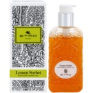 Etro Lemon Sorbet gel de duche unissexo 250 ml