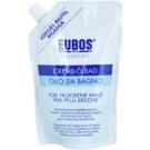 Eubos Basic Skin Care Olejek do kąpieli dla skóry suchej napełnienie 400 ml