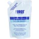Eubos Basic Skin Care олио за вана за суха кожа пълнител  400 мл.