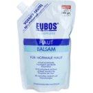 Eubos Basic Skin Care hydratačný telový balzam pre normálnu pokožku náhradná náplň  400 ml
