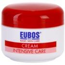 Eubos Basic Skin Care Red intenzív krém száraz bőrre  50 ml