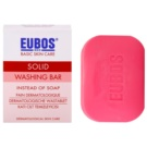 Eubos Basic Skin Care Red Reiniger für gemischte Haut (Neutral pH, Without Alkaline Soap and Preservatives) 125 g