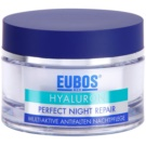 Eubos Hyaluron tratamiento intensivo de noche  antiarrugas (Pro Collagen - Elastin - Hyaluronic Acid) 50 ml