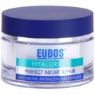 Eubos Hyaluron intenzivní noční péče proti vráskám  50 ml