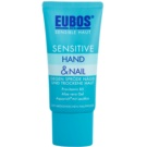 Eubos Sensitive intenzivna nega za suho in razpokano kožo rok in krhke nohte (Provitamin B5, Aloe Vera Gel & Aquarich with Lecithin) 50 ml