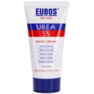 Eubos Dry Skin Urea 5% Moisturizing And Protective Cream For Very Dry Skin (Without Perfume, Lanolin, Colorant and PEG) 75 ml