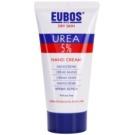 Eubos Dry Skin Urea 5% hydratisierende und schützende Creme für sehr trockene Haut (Without Perfume, Lanolin, Colorant and PEG) 75 ml