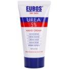 Eubos Dry Skin Urea 5% hydratisierende und schützende Creme für sehr trockene Haut  75 ml