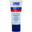 Eubos Dry Skin Urea 5% creme de noite nutritivo para pele sensível e intolerante  50 ml