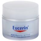 Eucerin Aquaporin Active intenzivní hydratační krém pro všechny typy pleti SPF 25  50 ml