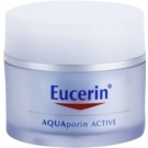 Eucerin Aquaporin Active Intensive Moisturizing Cream For Dry Skin 24 h (Fragrance Free) 50 ml