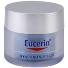 Eucerin Hyaluron-Filler crema de noche antiarrugas  50 ml