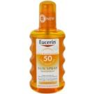 Eucerin Sun spray solar transparente SPF 50 (Sun Spray) 200 ml