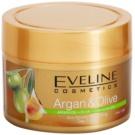 Eveline Cosmetics Argan & Olive Hydrating Day Cream Anti Wrinkle (Anti-Wrinkle Moisturising Day Cream) 50 ml