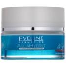 Eveline Cosmetics Aqua Hybrid інтенсивний зміцнюючий денний та нічний крем 45+ 50 мл
