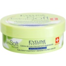 Eveline Cosmetics Extra Soft regenerierende Intensivcreme für trockene und sehr trockene Haut Bio Olive 200 ml