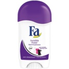 Fa Invisible Power izzadásgátló stift (Soft Freshness) 50 ml