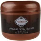 Fake Bake Body Care samoopalające masło do ciała do skóry suchej  113 g