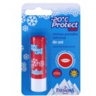 Farmona -20°C Protect ochranný balzám na rty (Effectively Protects from Lips Dryness and Chapping and Gives Excellent UV protection) 4,4 g