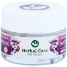 Farmona Herbal Care Black Orchid posilující krém na popraskané žilky s regeneračním účinkem  50 ml