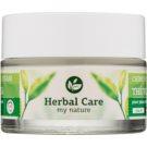 Farmona Herbal Care Green Tea normalizáló és mattosító nappali és éjszakai krém kombinált és zsíros bőrre  50 ml