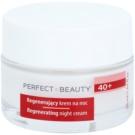 Farmona Perfect Beauty 40+ noční krém s regeneračním účinkem  50 ml
