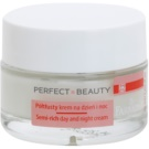Farmona Perfect Beauty Capillary Skin crema de día y noche para pieles sensibles con tendencia a las rojeces (Chestnut, Japanese Ginkgo, Grape Seed Oil, Shea Butter) 50 ml