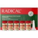 Farmona Radical Hair Loss ser fortifiant pentru intarirea si cresterea parului (Trichogen Hair growt Stimulator, Pro-Hair Booster Plus, Horsetail Extract, Vitamin A, E, F Complex, Provitamin B5, Inulin) 5 x 5 ml