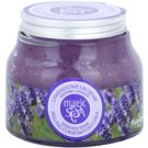 Farmona Magic Spa Soothing Lavender cukrový peeling na tělo (Natural Lavender Oil) 200 g
