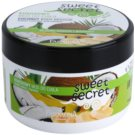 Farmona Sweet Secret Coconut tělová pěna Sweet Coconut and Banana (Sweet Treat fot the Body and Senses) 225 ml