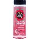 Farmona Tutti Frutti Ceramide Rebuild sampon pentru par uscat si deteriorat Ceramides & Raspberry (Strength and Flexibility) 400 ml