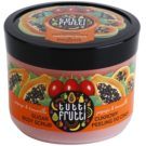 Farmona Tutti Frutti Papaja & Tamarillo cukrový peeling na telo (Fruity Bliss Captivates the Senses and Body) 300 g