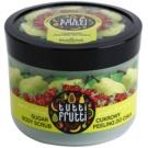 Farmona Tutti Frutti Pear & Cranberry exfoliant din zahar pentru corp  300 g